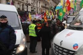 فرنسا تغلق مكاتباً للعمال الكردستاني في باريس