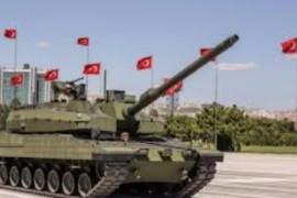 الجيش التركي يقصف مواقع قسد في تل رفعت.