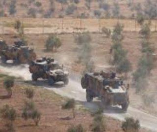 تعزيزات تركية إلى الحدود وحالة تأهب في مناطق شرقي الفرات.