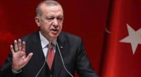 أردوغان :pyd لا تمثل الكورد إنما تمثل منظمة pkk الإرهابية.