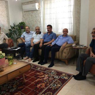 لقاء بين رابطة المستقلين الكرد السوريين والكتلة الوطنية الجامعة.