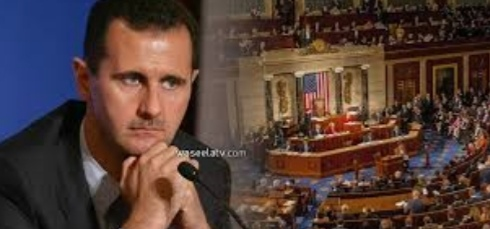 عقوبات أمريكية جديده على رأس النظام بشار الأسد.