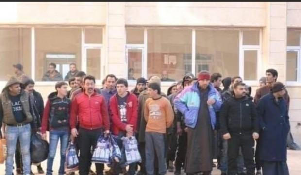 ميليشا قسد الارهابية تطلق سراح العشرات من عناصر داعش.