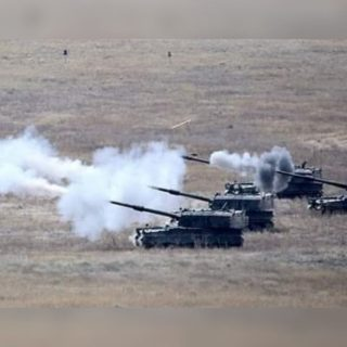 قصف صاروخي تركي رداً على غارات لميليشات الأسد قرب نقطة مراقبة  تركية.