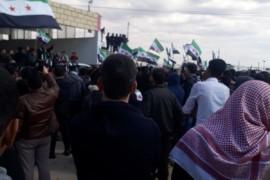 أراء النخب السياسية  حول الثورة السورية في الذكرى التاسعة للثورة.