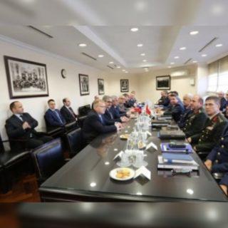 الخارجية التركية :نؤكد على انسحاب نظام الأسد إلى حدود سوتشي.