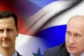 الاحتلال الروسي يؤكد استمراره في دعم ميليشات الأسد