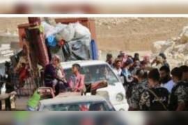 عودةالاف النازحين الى مناطقهم في سوريا لهذا السبب….