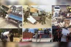 ماذا تفعل ميليشات الأسد في المناطق التي احتلتها مؤخرا