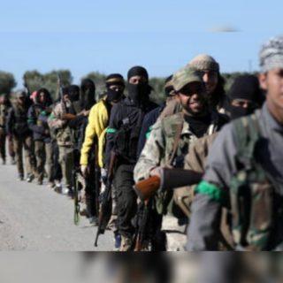 قوات الأحتلال الروسي تجند السوريين للقتال في ليبيا إلى جانب حفتر