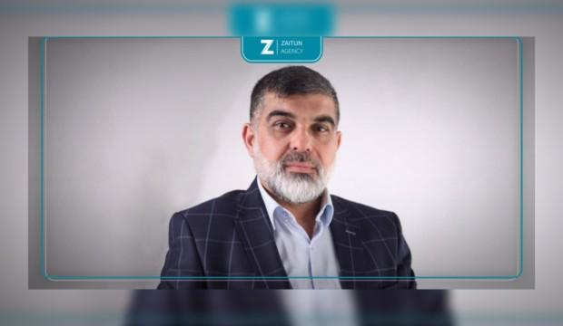 """عماد الدين الرشيد: الضابط """"قيصر"""" لم يجري أي لقاء صحفي وهناك من يستغل اسمه"""