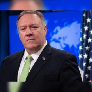 كلمة الوزير مايكل بومبيو في اجتماع مجلس الأمن الدولي لمناقشة حظر الأسلحة الإيرانية