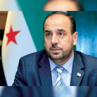 """نصر الحريري: اتفاق نفط شرق الفرات """"يهدد وحدة سوريا"""""""