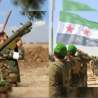 فصائل سورية مقاتلة ترسل تعزيزات إلى جنوب إدلبالشرق الأوسط