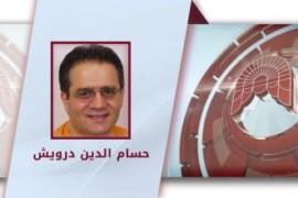 حسام الدين درويش :الوطنية والسياسة بين فردية المواطن وانتماءاته الجماعاتية