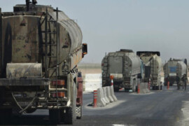 مليشا قسد تستمر بتزويد النظام السوري بكميات كبيرة من النفط من الحسكة.