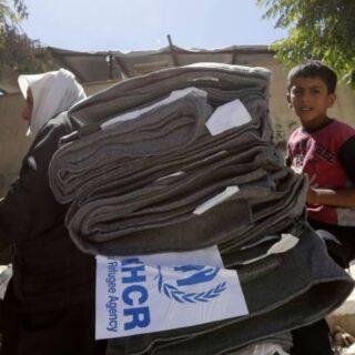 """""""رايتس ووتش"""": نظام الأسد حول المساعدات الإنسانية لتمويل الانتهاكات"""
